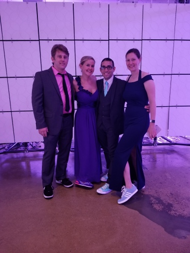 Guests of the AGORA Sneakerball