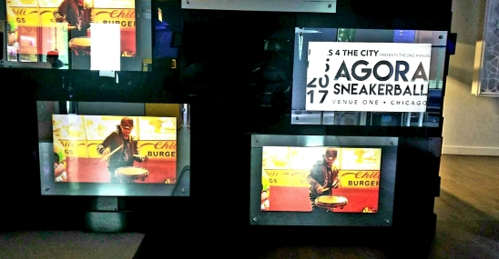 2nd Annual AGORA Sneakerball at Venue One